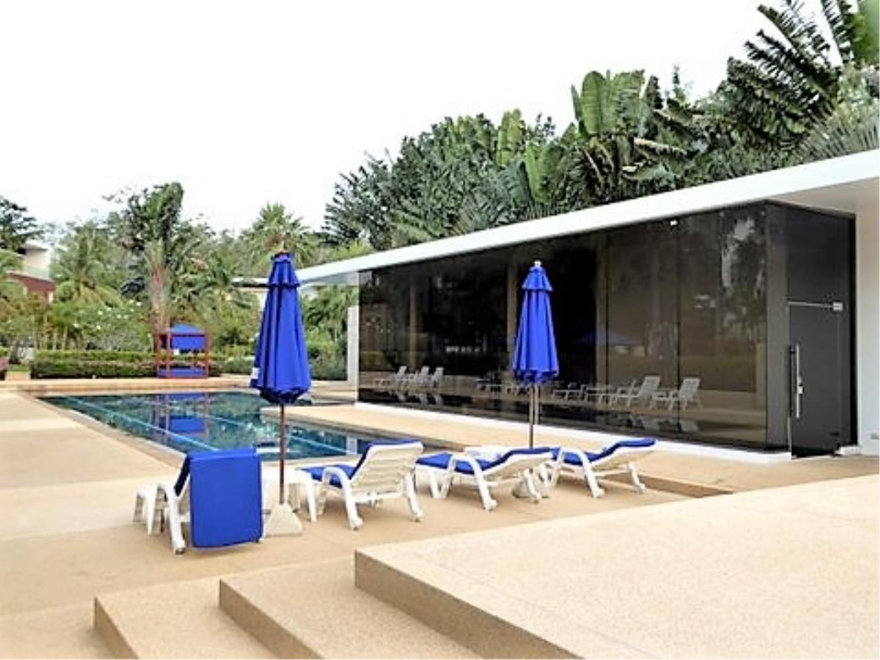 REAL Phuket  Agency's Lotus Garden - 3-Bedroom Sunset Residence 2