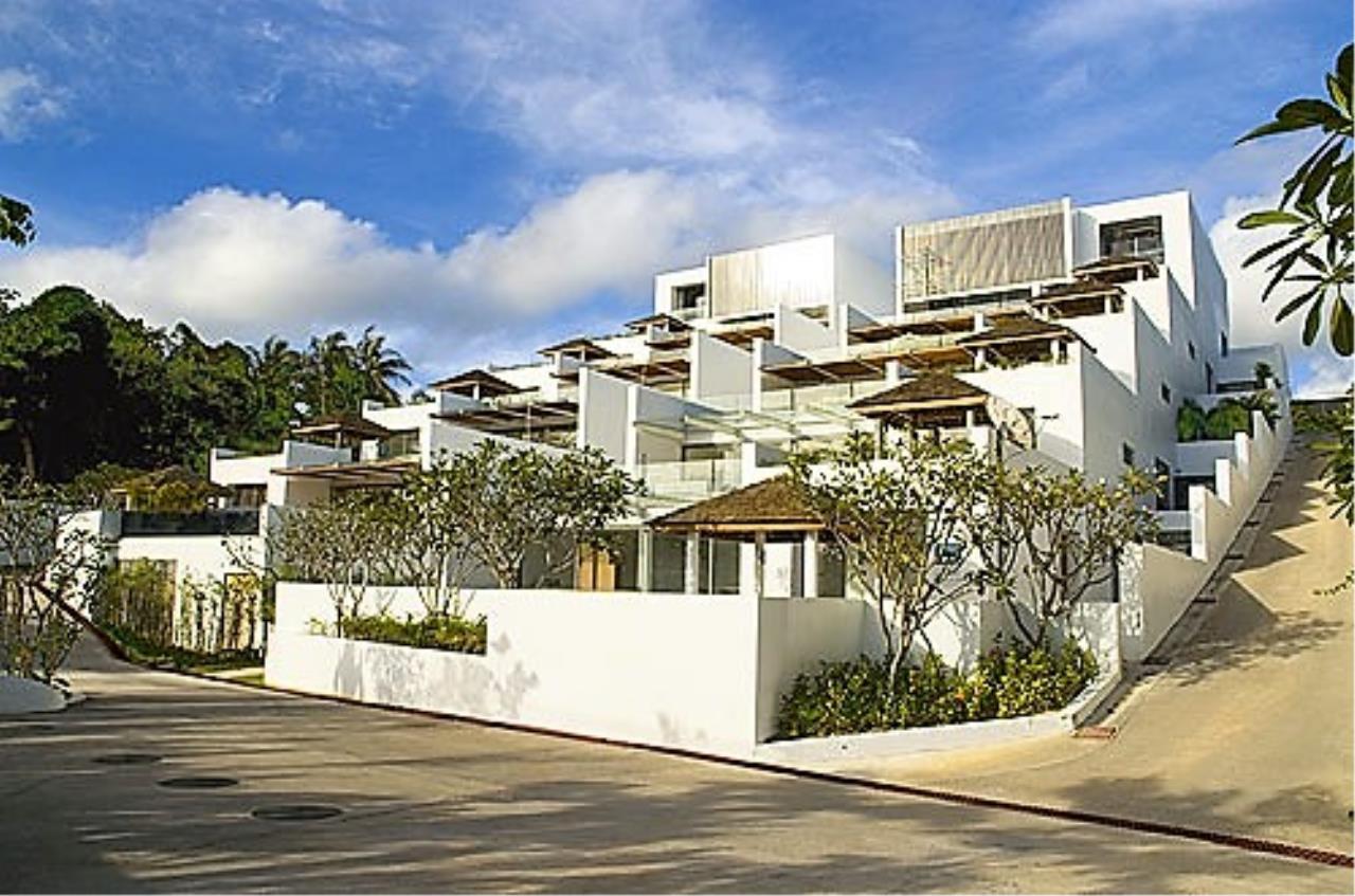 REAL Phuket  Agency's Lotus Garden - 3-Bedroom Sunset Residence 1