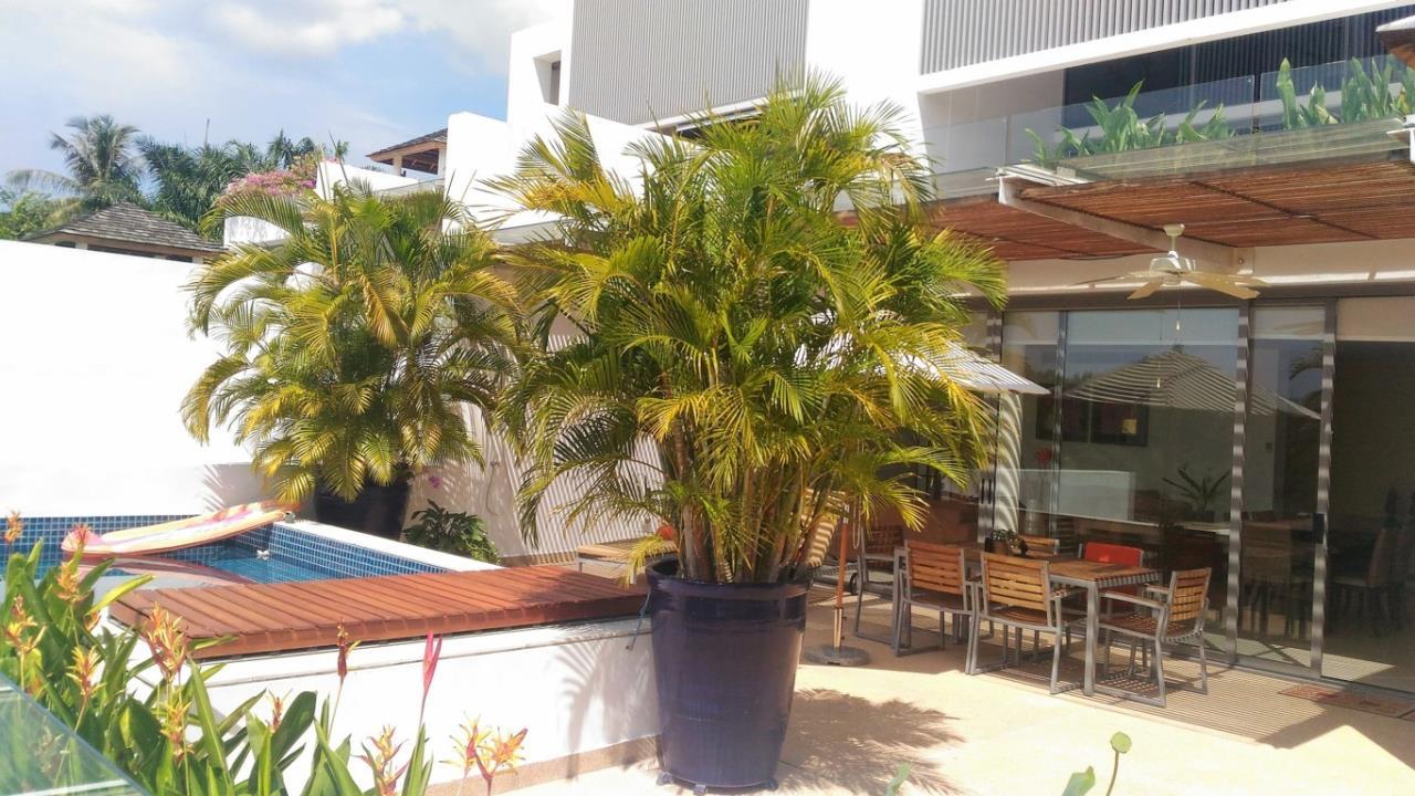 REAL Phuket  Agency's Lotus Garden - 3-Bedroom Sunset Residence 5