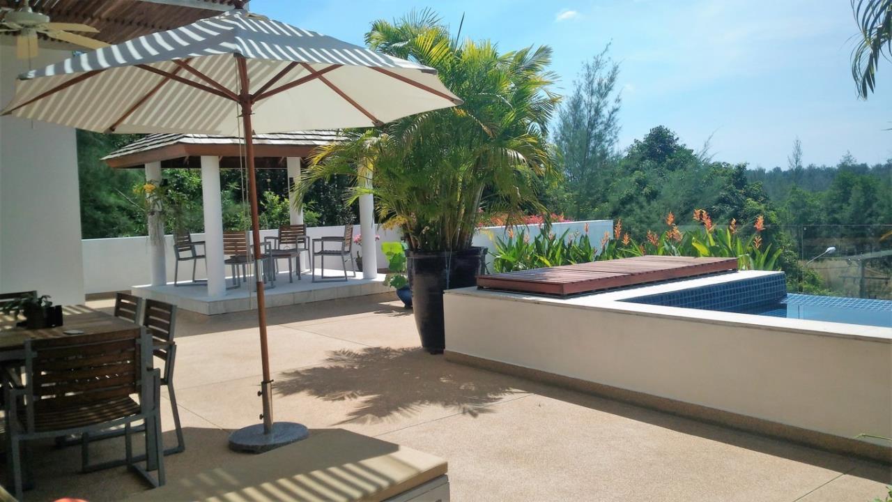 REAL Phuket  Agency's Lotus Garden - 3-Bedroom Sunset Residence 8