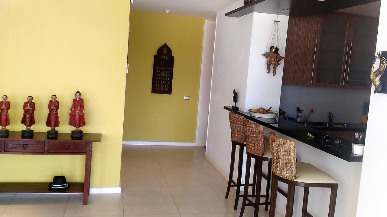 REAL Phuket  Agency's Lotus Garden - 3-Bedroom Sunset Residence 9