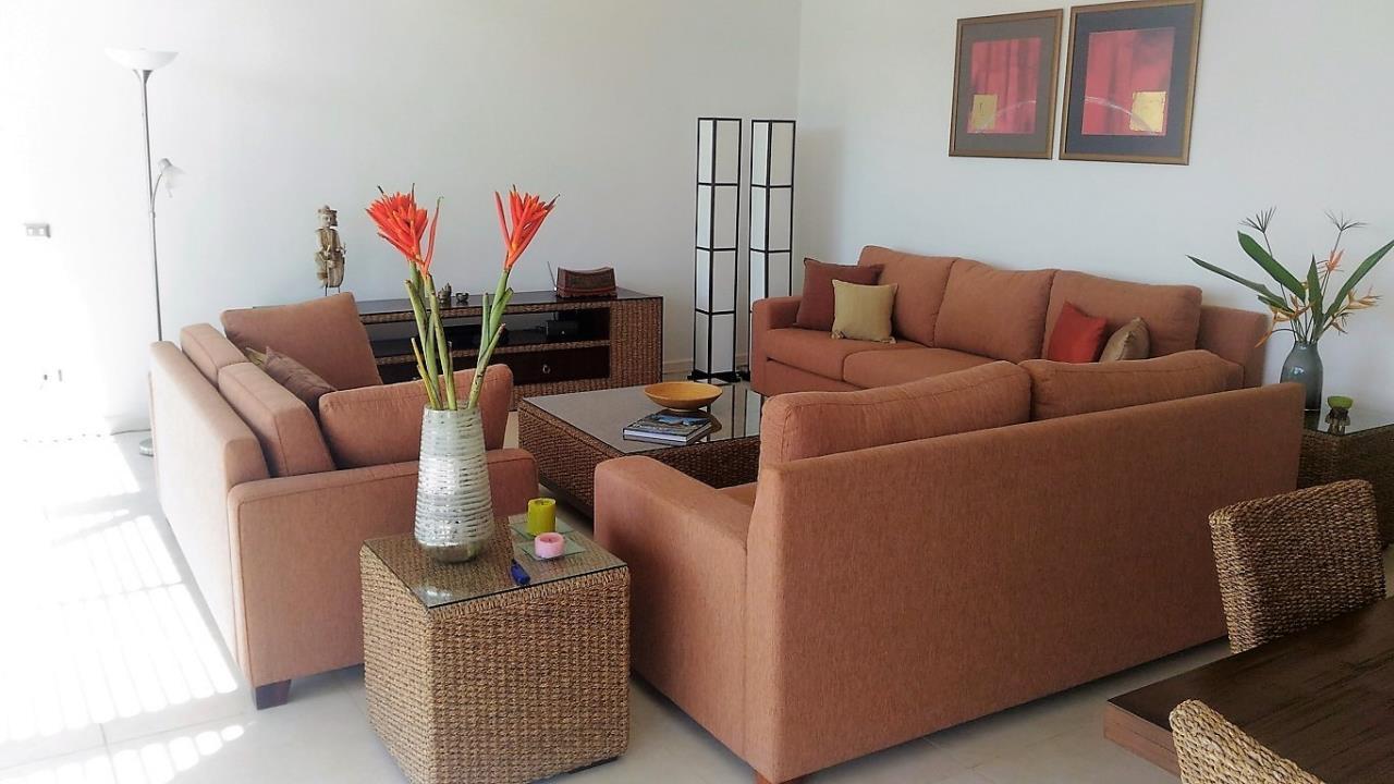 REAL Phuket  Agency's Lotus Garden - 3-Bedroom Sunset Residence 10