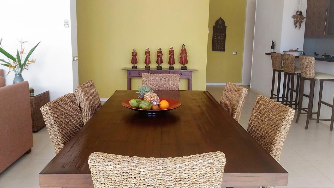 REAL Phuket  Agency's Lotus Garden - 3-Bedroom Sunset Residence 11