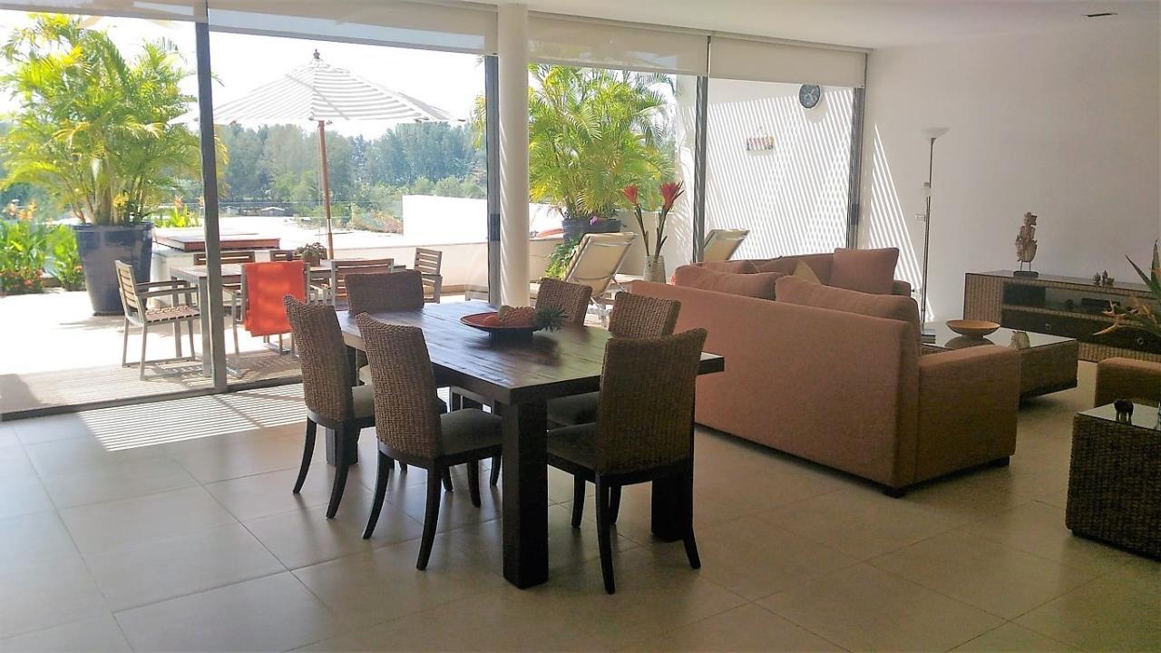 REAL Phuket  Agency's Lotus Garden - 3-Bedroom Sunset Residence 12