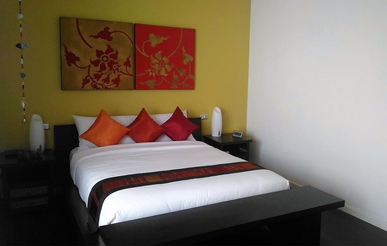 REAL Phuket  Agency's Lotus Garden - 3-Bedroom Sunset Residence 16