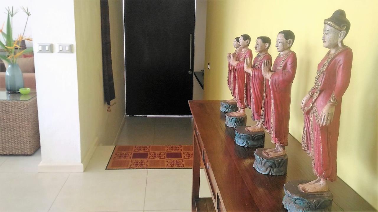 REAL Phuket  Agency's Lotus Garden - 3-Bedroom Sunset Residence 19