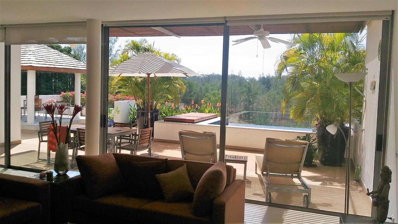 REAL Phuket  Agency's Lotus Garden - 3-Bedroom Sunset Residence 20