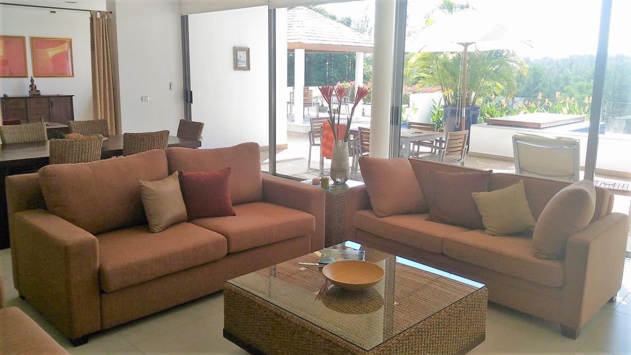 REAL Phuket  Agency's Lotus Garden - 3-Bedroom Sunset Residence 21