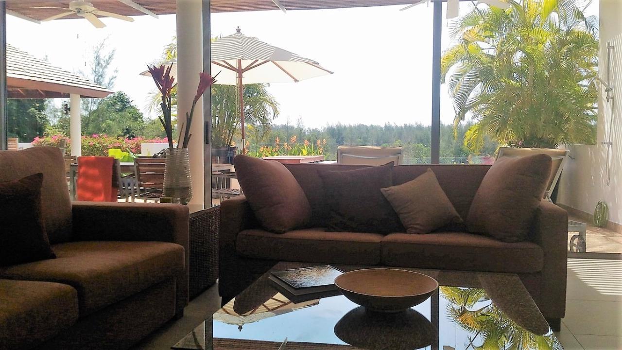 REAL Phuket  Agency's Lotus Garden - 3-Bedroom Sunset Residence 22