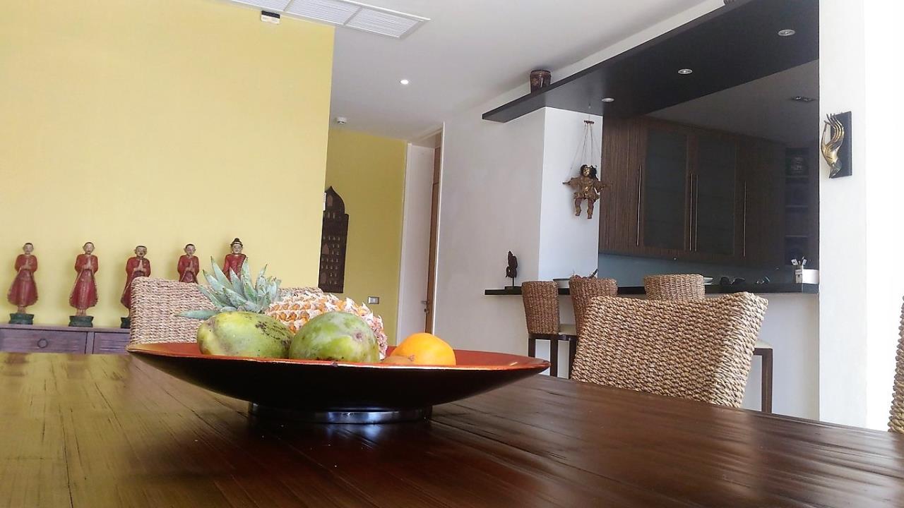 REAL Phuket  Agency's Lotus Garden - 3-Bedroom Sunset Residence 23