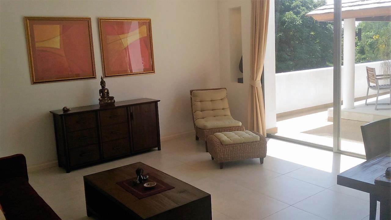 REAL Phuket  Agency's Lotus Garden - 3-Bedroom Sunset Residence 25