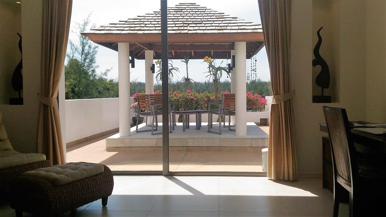 REAL Phuket  Agency's Lotus Garden - 3-Bedroom Sunset Residence 26