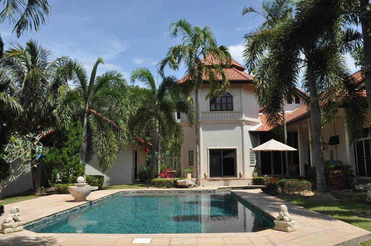 REAL Phuket  Agency's The Tower Villa - Beautiful 3+1 Bedroom Pool Villa on 2,000 sqm Land Plot 2