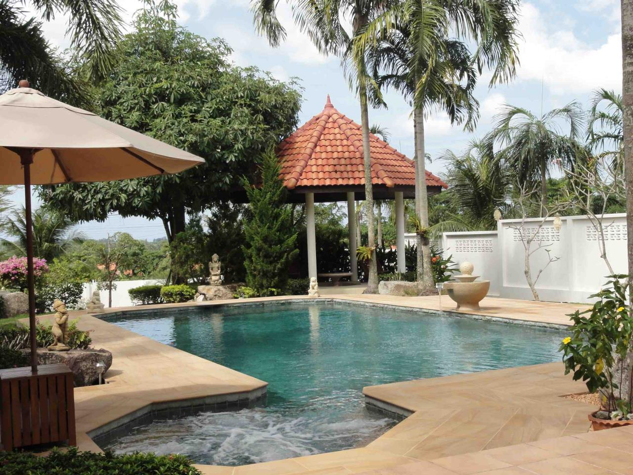 REAL Phuket  Agency's The Tower Villa - Beautiful 3+1 Bedroom Pool Villa on 2,000 sqm Land Plot 7