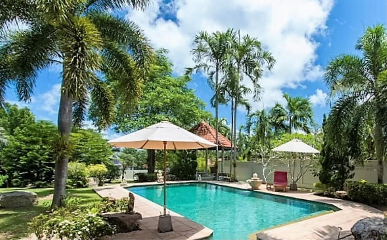 REAL Phuket  Agency's The Tower Villa - Beautiful 3+1 Bedroom Pool Villa on 2,000 sqm Land Plot 12