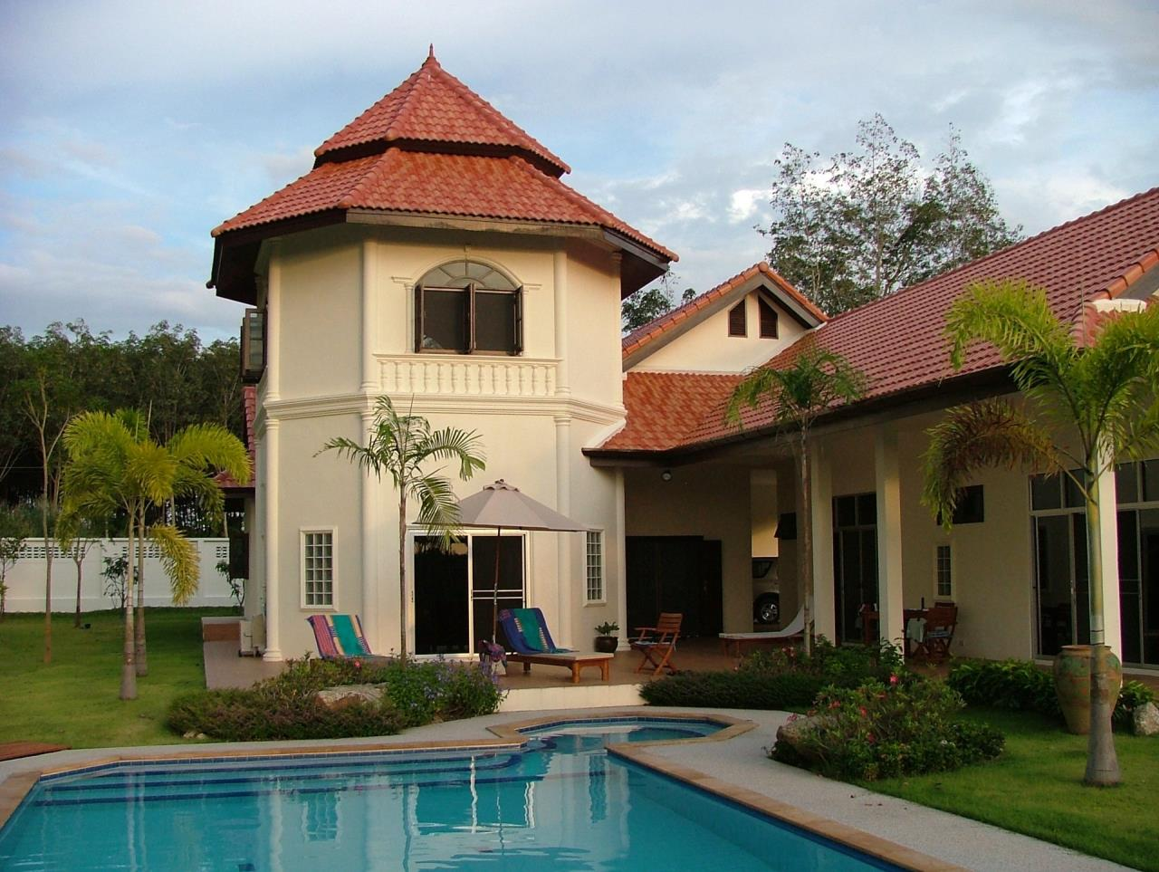 REAL Phuket  Agency's The Tower Villa - Beautiful 3+1 Bedroom Pool Villa on 2,000 sqm Land Plot 14