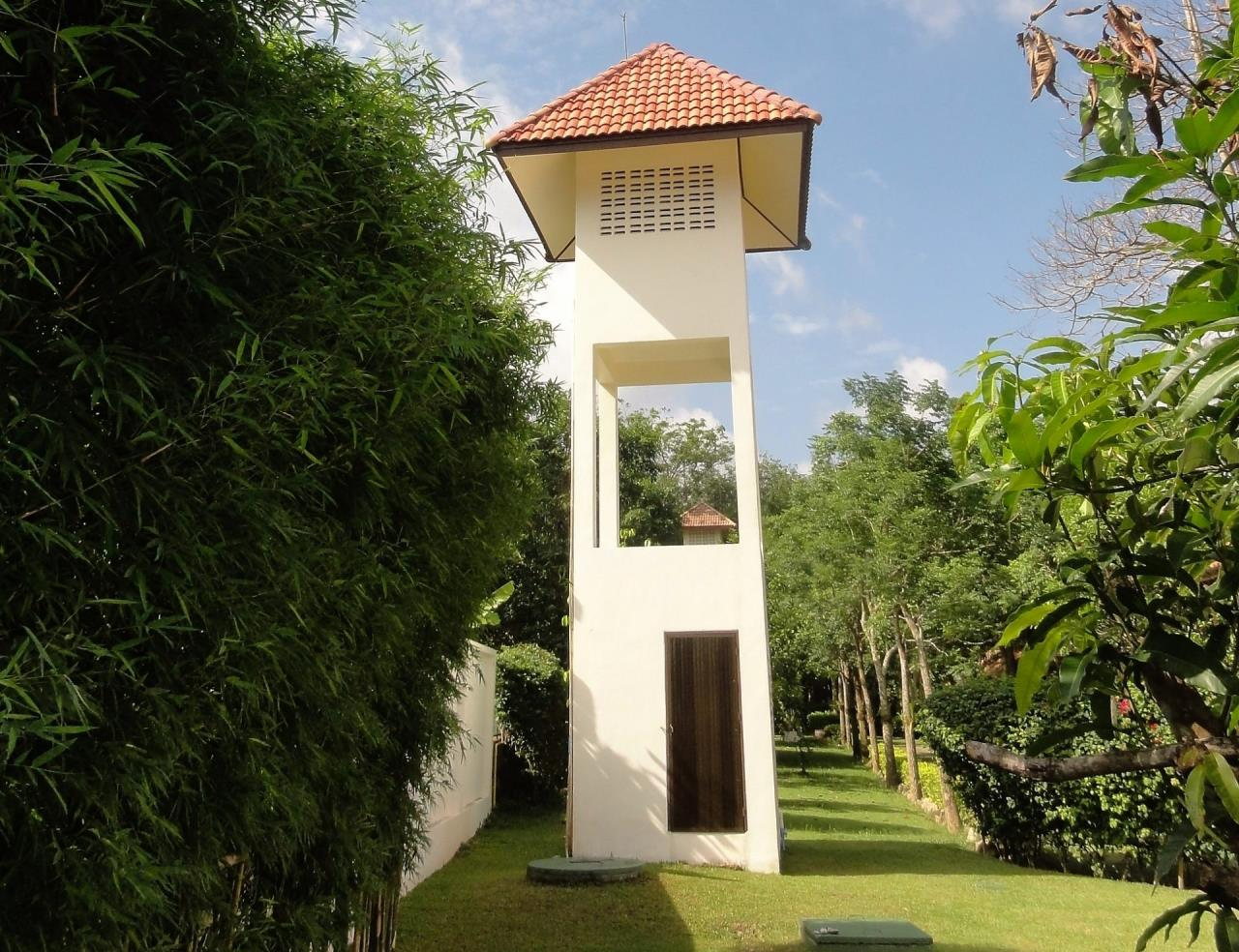 REAL Phuket  Agency's The Tower Villa - Beautiful 3+1 Bedroom Pool Villa on 2,000 sqm Land Plot 17