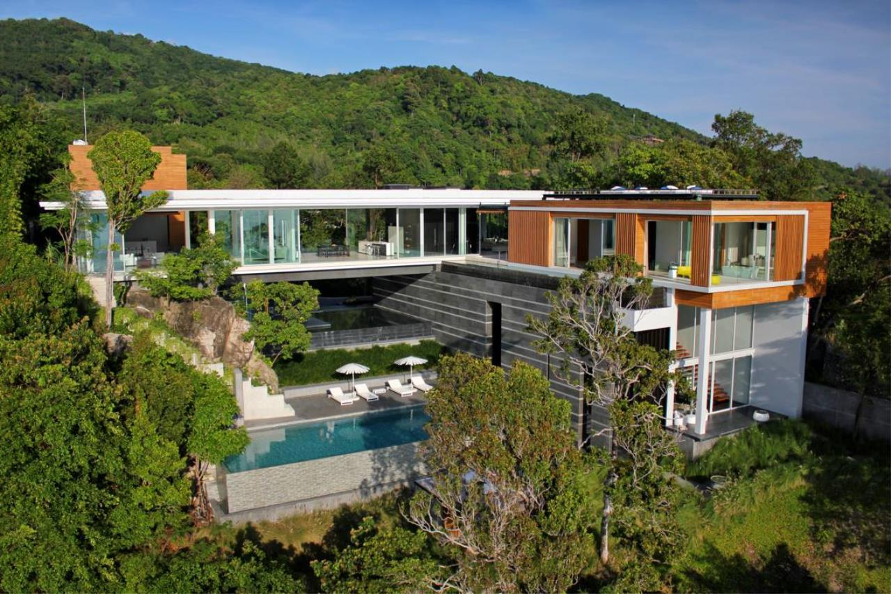 REAL Phuket  Agency's Villa Mayavee - 4-Bedroom Luxury Villa at Waterfall Bay 1