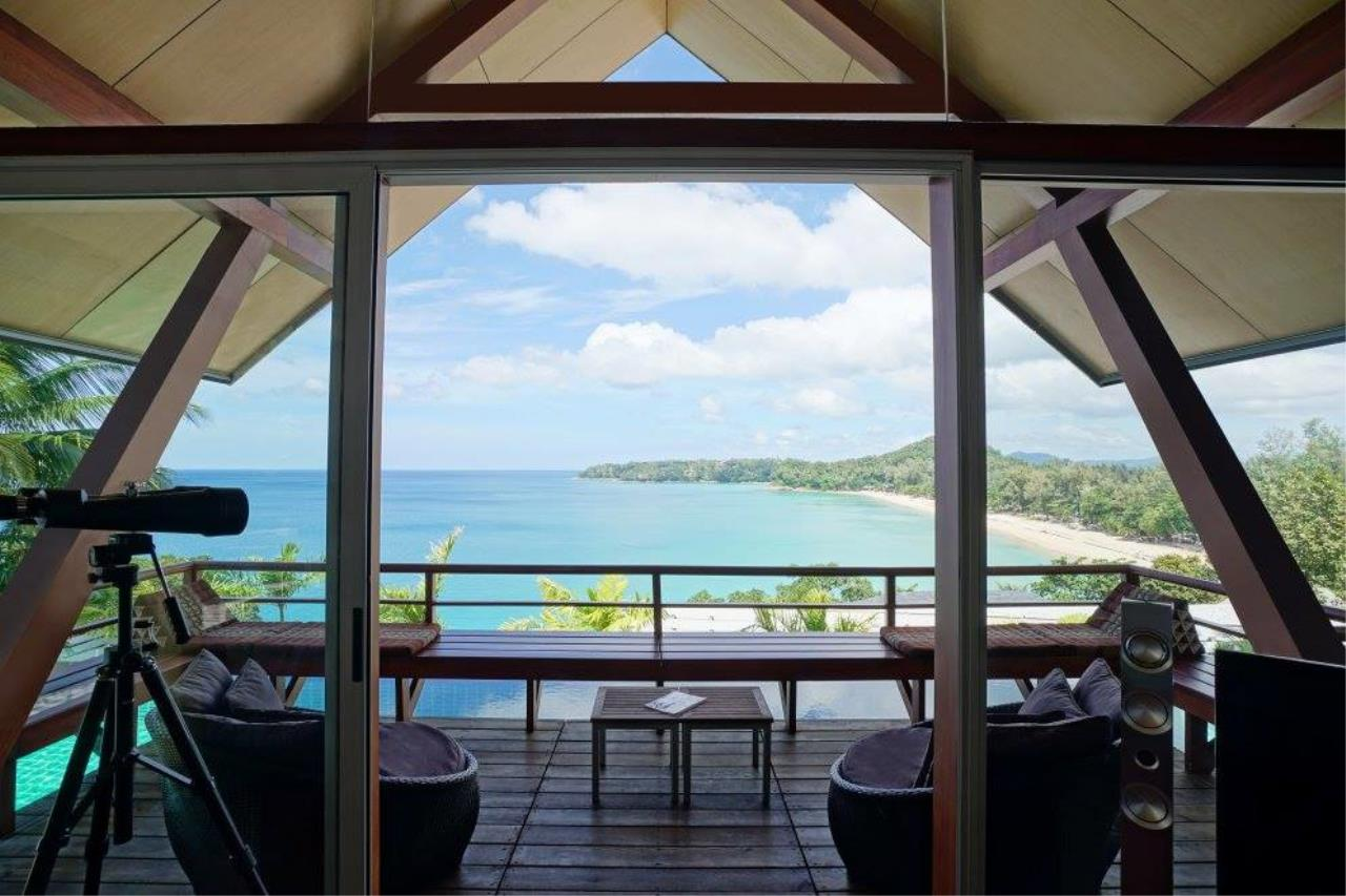 REAL Phuket  Agency's Laemsingh - Outstanding 4-Bedroom Sea View Villa overlooking Surin Beach 7