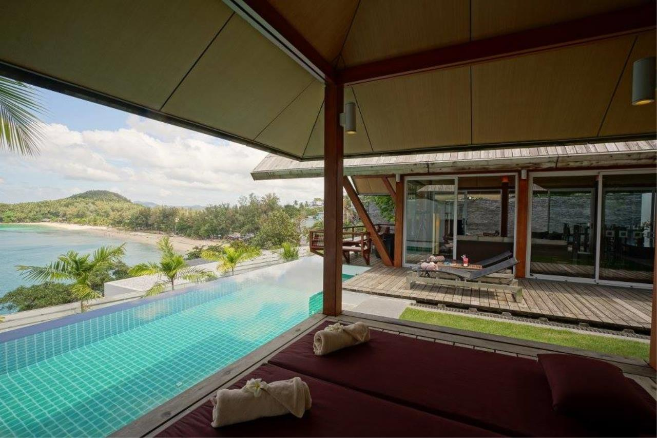 REAL Phuket  Agency's Laemsingh - Outstanding 4-Bedroom Sea View Villa overlooking Surin Beach 9