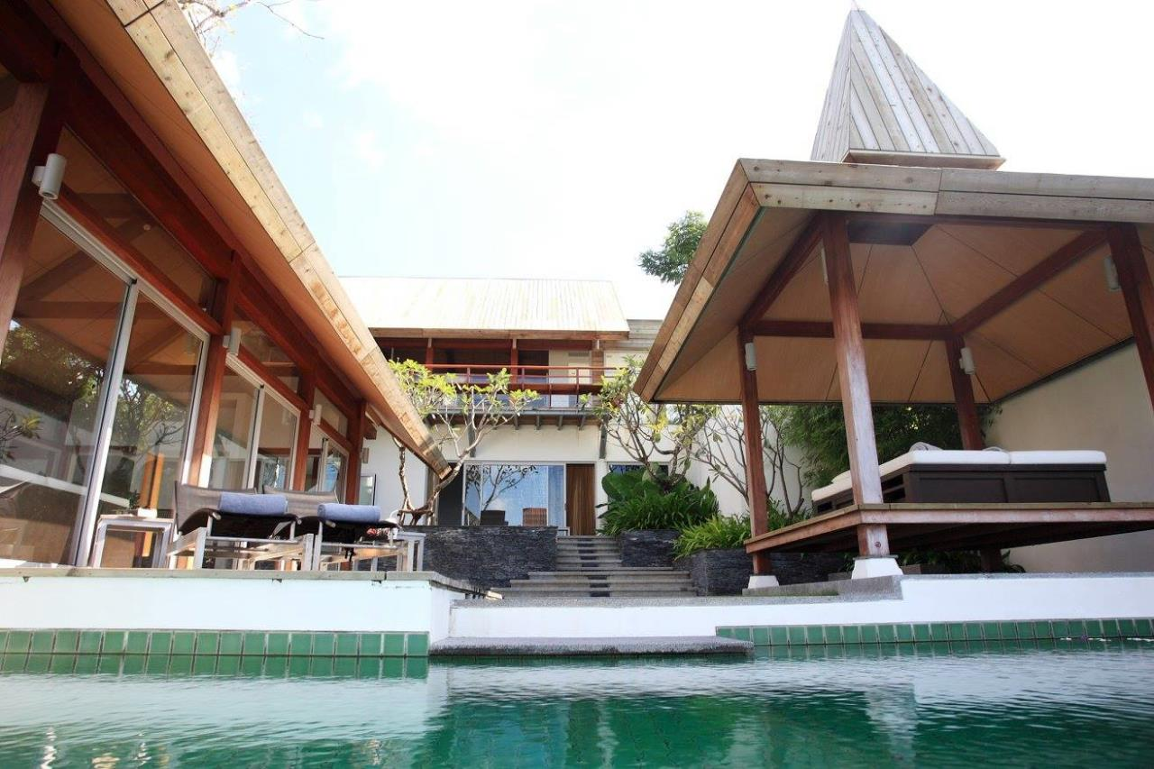 REAL Phuket  Agency's Laemsingh - Outstanding 4-Bedroom Sea View Villa overlooking Surin Beach 18