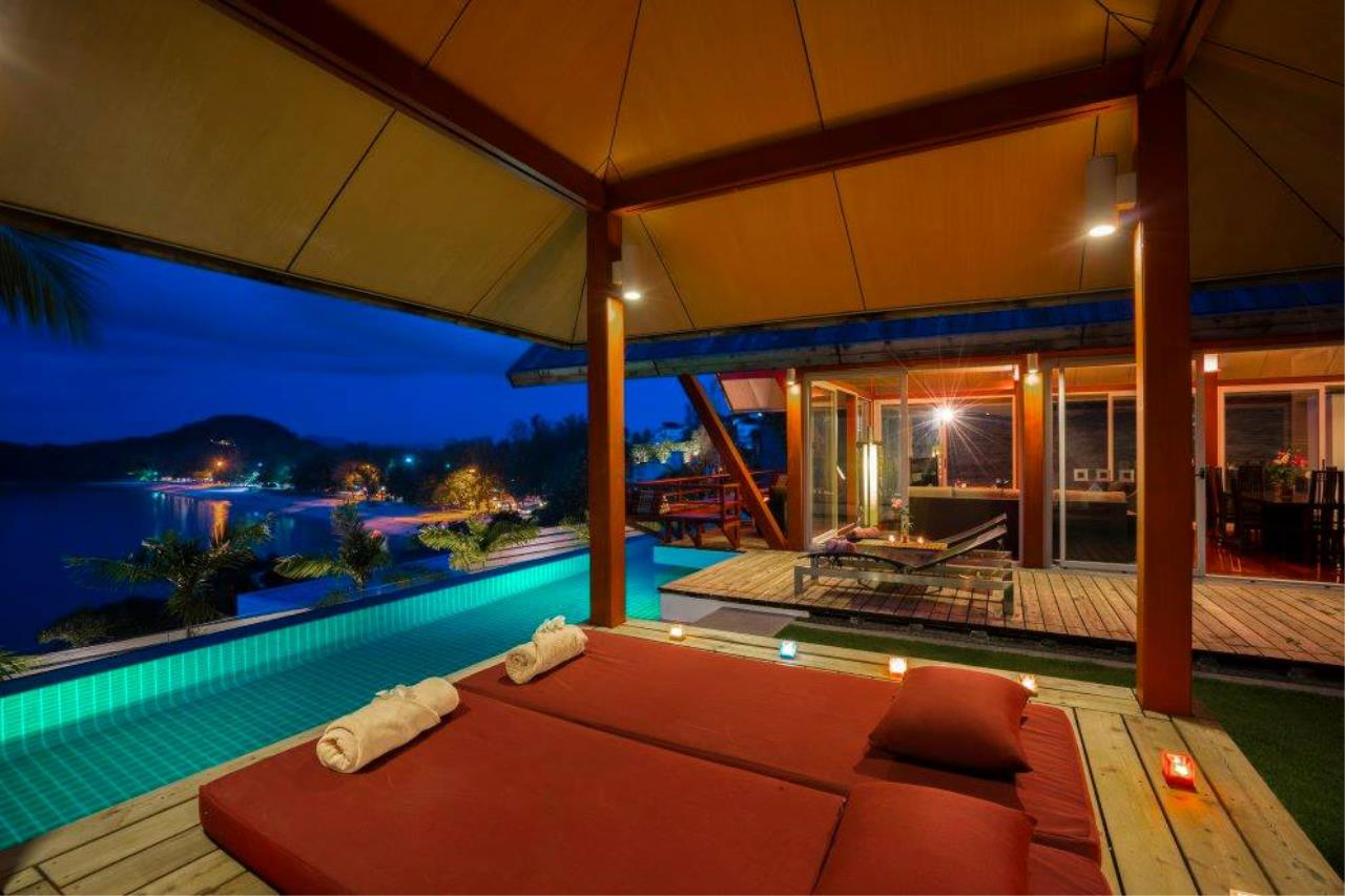 REAL Phuket  Agency's Laemsingh - Outstanding 4-Bedroom Sea View Villa overlooking Surin Beach 20