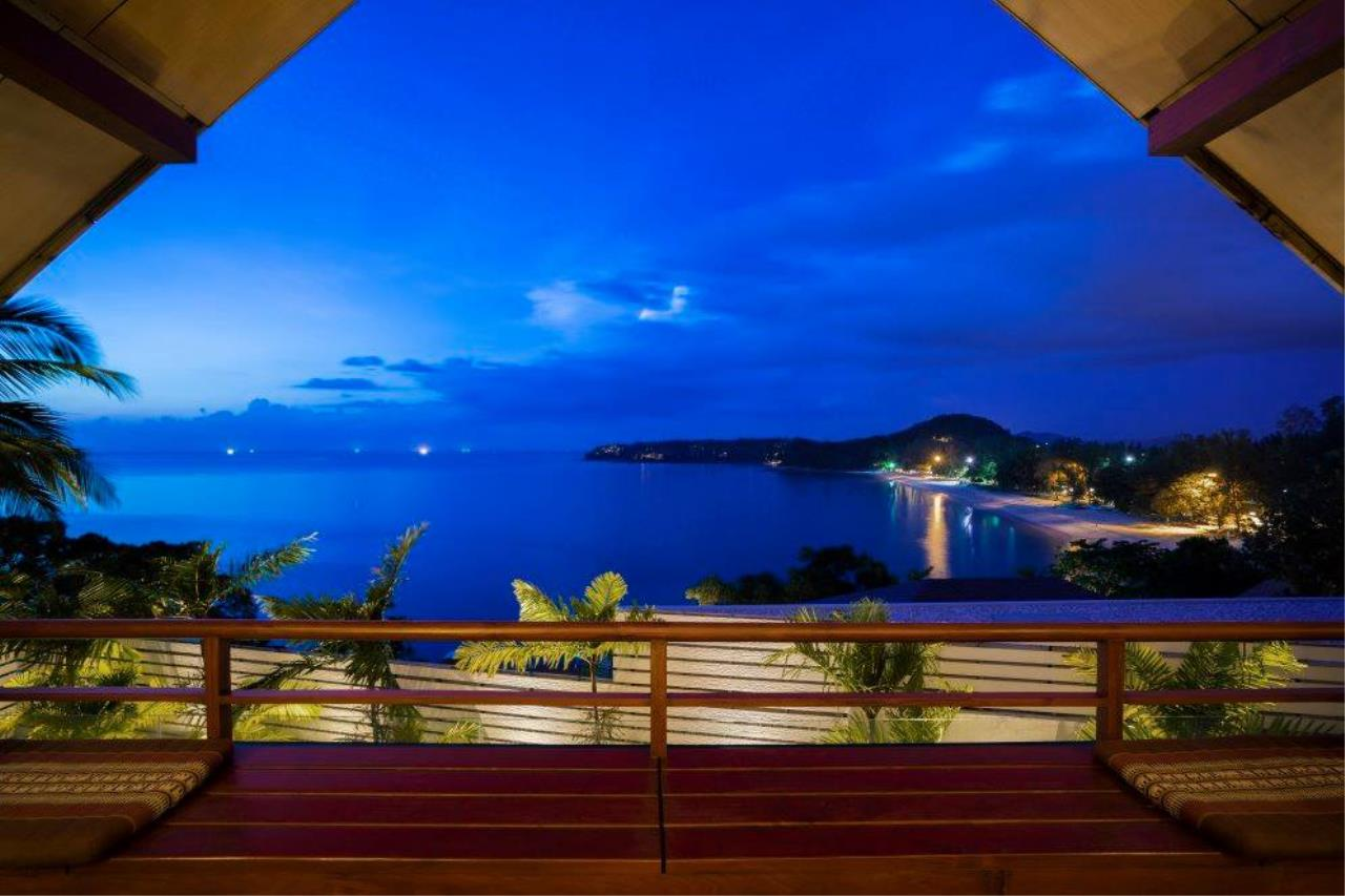 REAL Phuket  Agency's Laemsingh - Outstanding 4-Bedroom Sea View Villa overlooking Surin Beach 24
