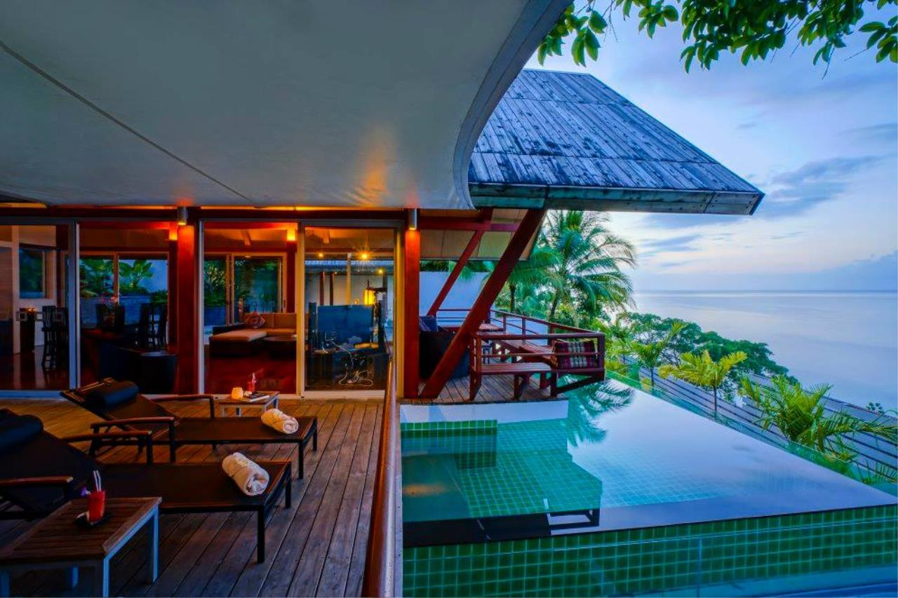 REAL Phuket  Agency's Laemsingh - Outstanding 4-Bedroom Sea View Villa overlooking Surin Beach 27