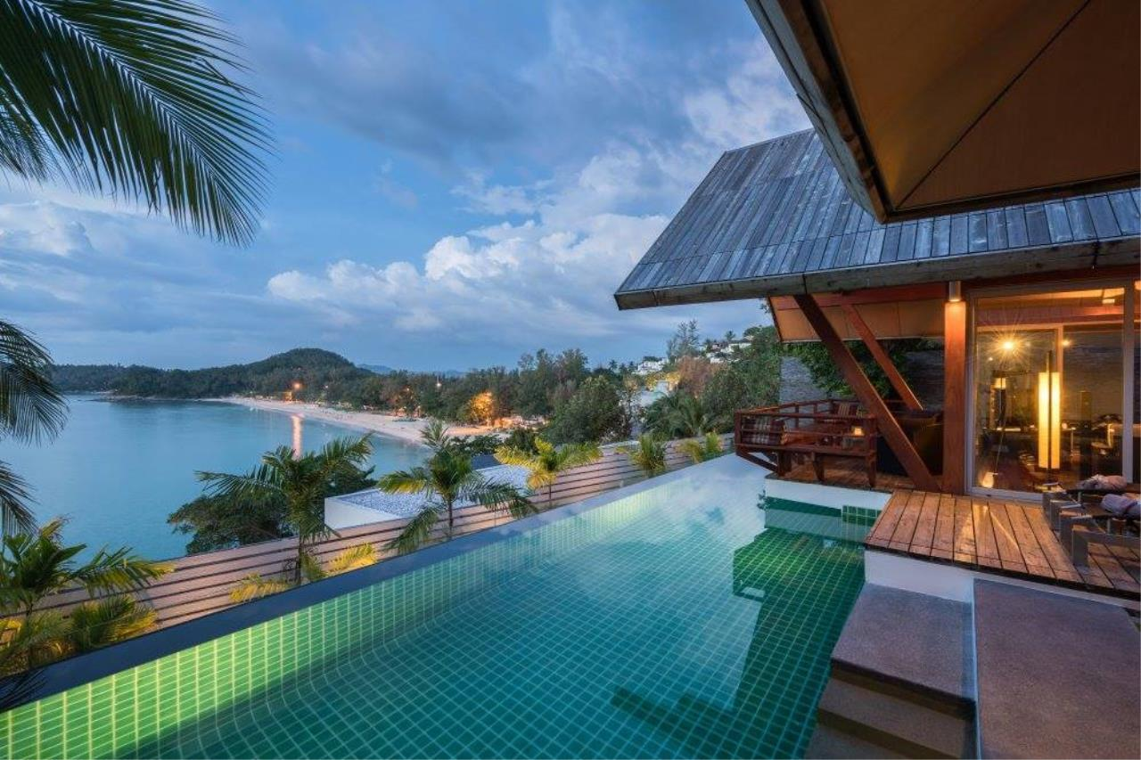 REAL Phuket  Agency's Laemsingh - Outstanding 4-Bedroom Sea View Villa overlooking Surin Beach 29