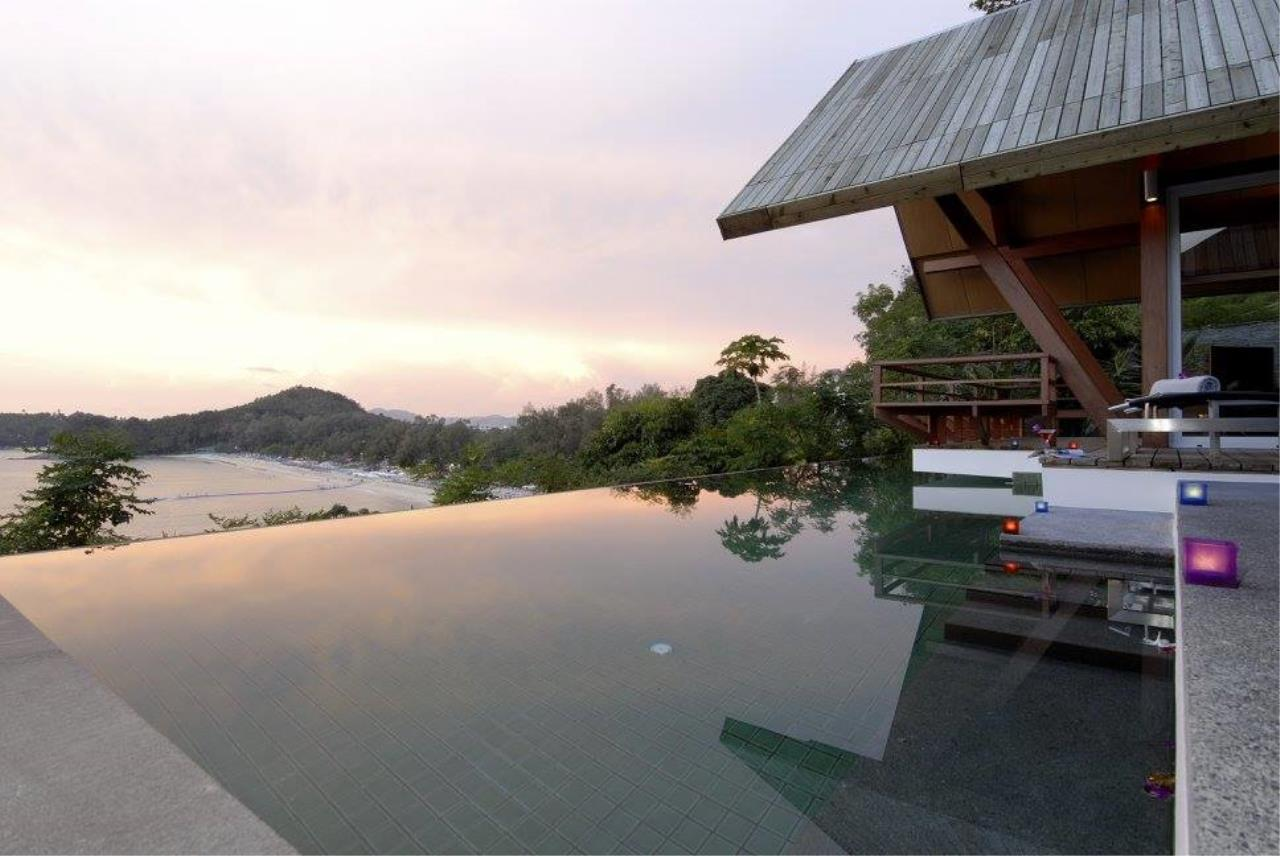 REAL Phuket  Agency's Laemsingh - Outstanding 4-Bedroom Sea View Villa overlooking Surin Beach 33