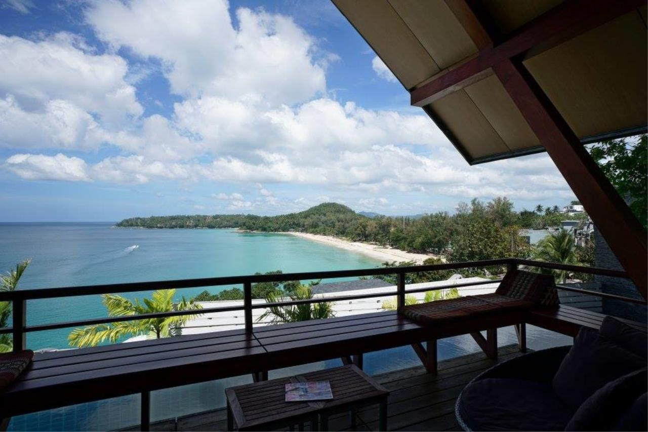 REAL Phuket  Agency's Laemsingh - Outstanding 4-Bedroom Sea View Villa overlooking Surin Beach 34