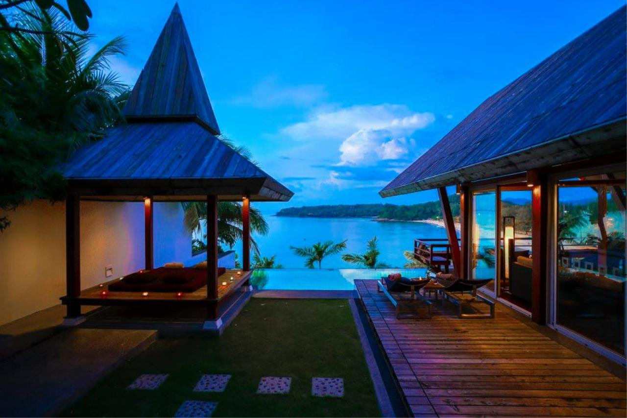 REAL Phuket  Agency's Laemsingh - Outstanding 4-Bedroom Sea View Villa overlooking Surin Beach 35