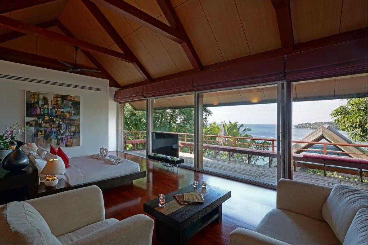 REAL Phuket  Agency's Laemsingh - Outstanding 4-Bedroom Sea View Villa overlooking Surin Beach 40