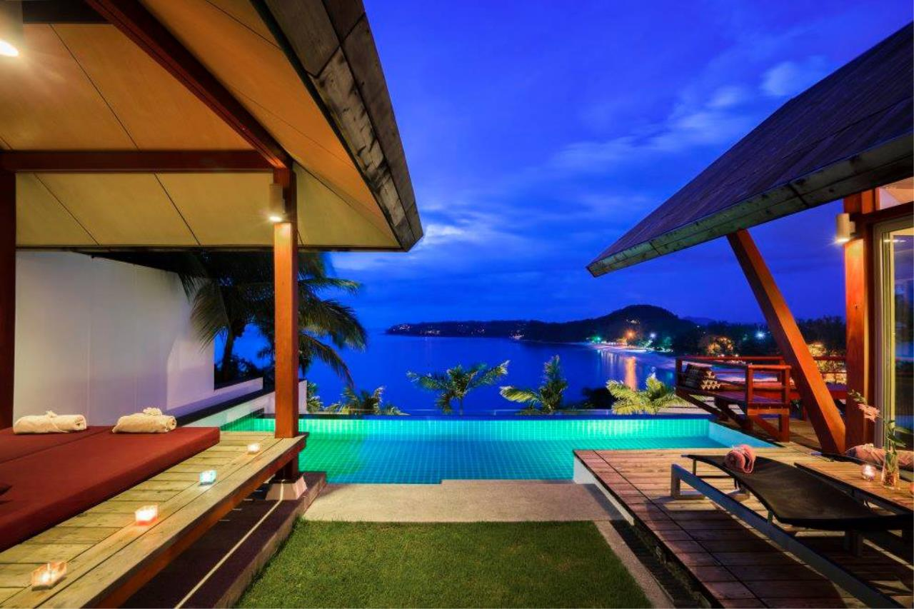 REAL Phuket  Agency's Laemsingh - Outstanding 4-Bedroom Sea View Villa overlooking Surin Beach 41