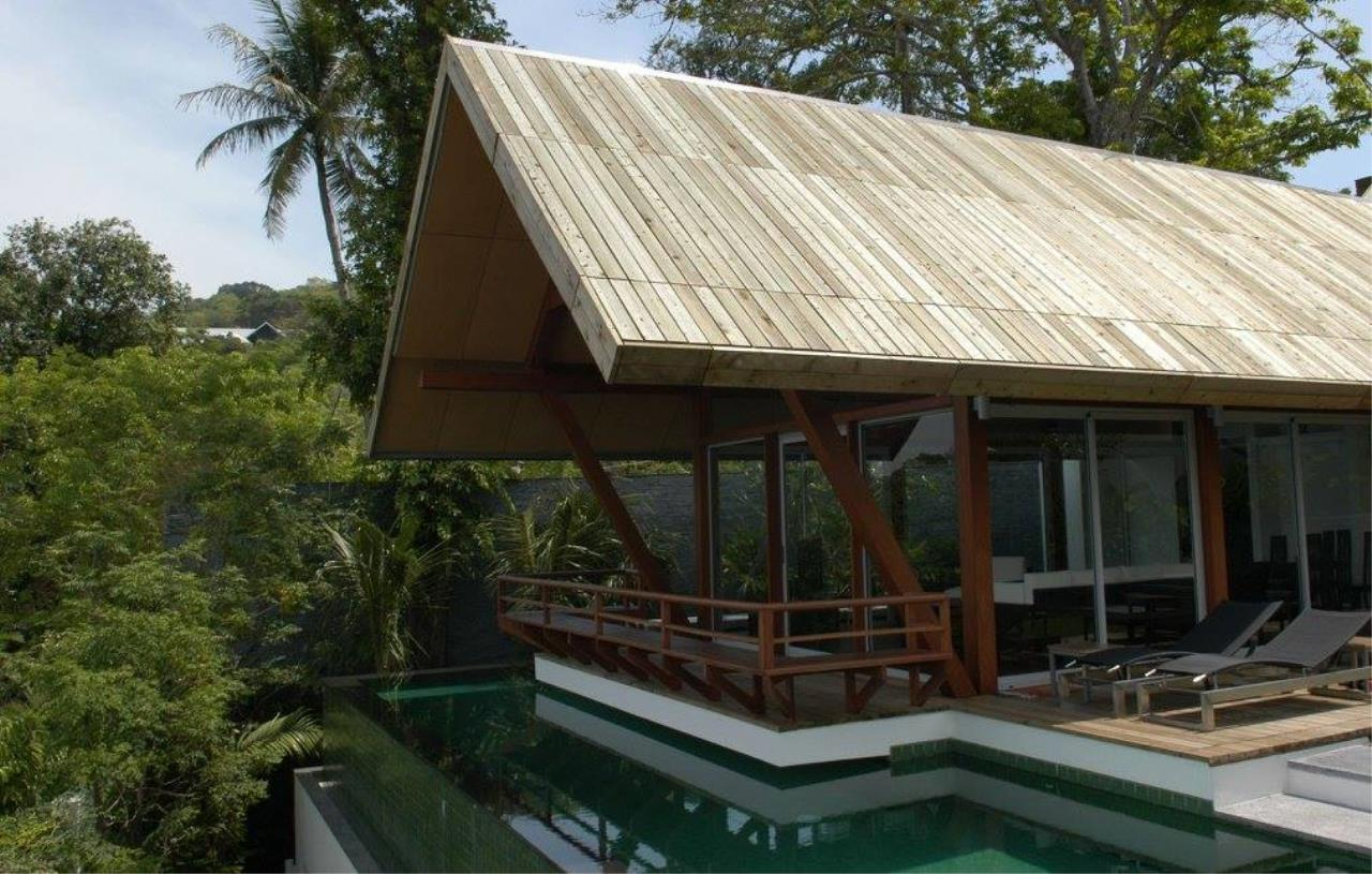 REAL Phuket  Agency's Laemsingh - Outstanding 4-Bedroom Sea View Villa overlooking Surin Beach 43