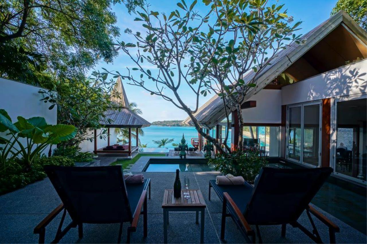 REAL Phuket  Agency's Laemsingh - Outstanding 4-Bedroom Sea View Villa overlooking Surin Beach 47
