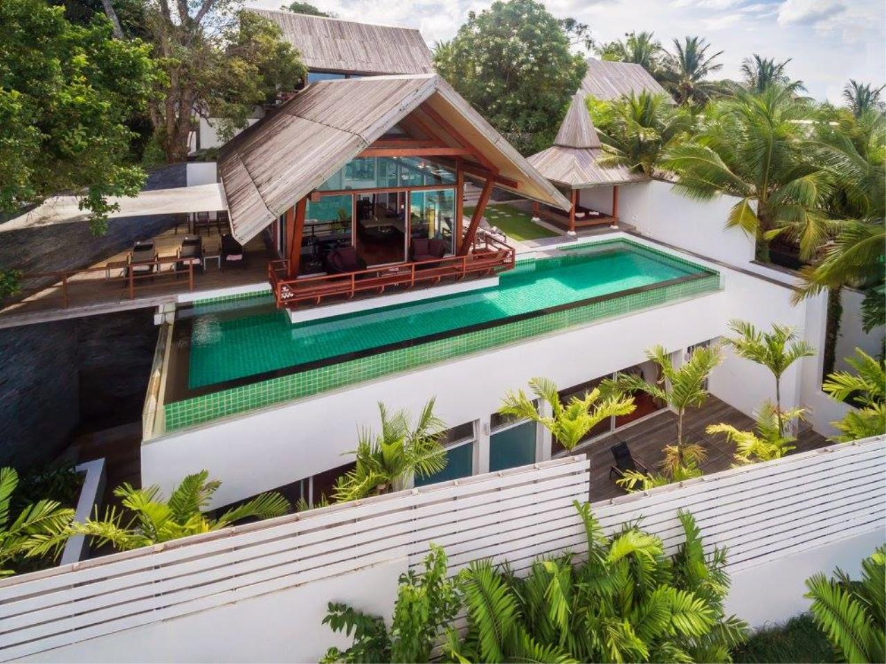 REAL Phuket  Agency's Laemsingh - Outstanding 4-Bedroom Sea View Villa overlooking Surin Beach 49