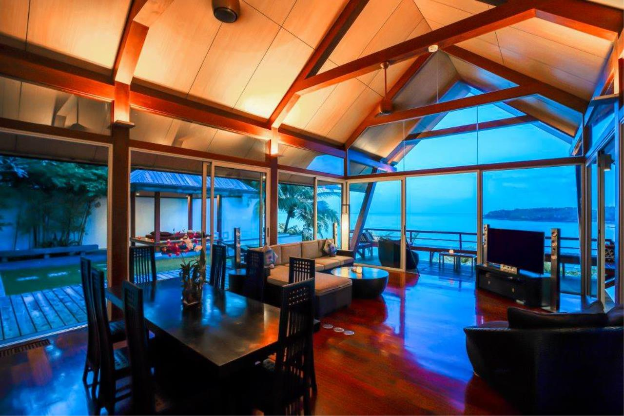 REAL Phuket  Agency's Laemsingh - Outstanding 4-Bedroom Sea View Villa overlooking Surin Beach 55