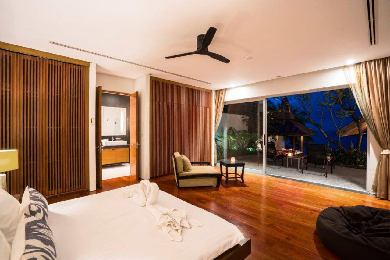 REAL Phuket  Agency's Laemsingh - Outstanding 4-Bedroom Sea View Villa overlooking Surin Beach 56