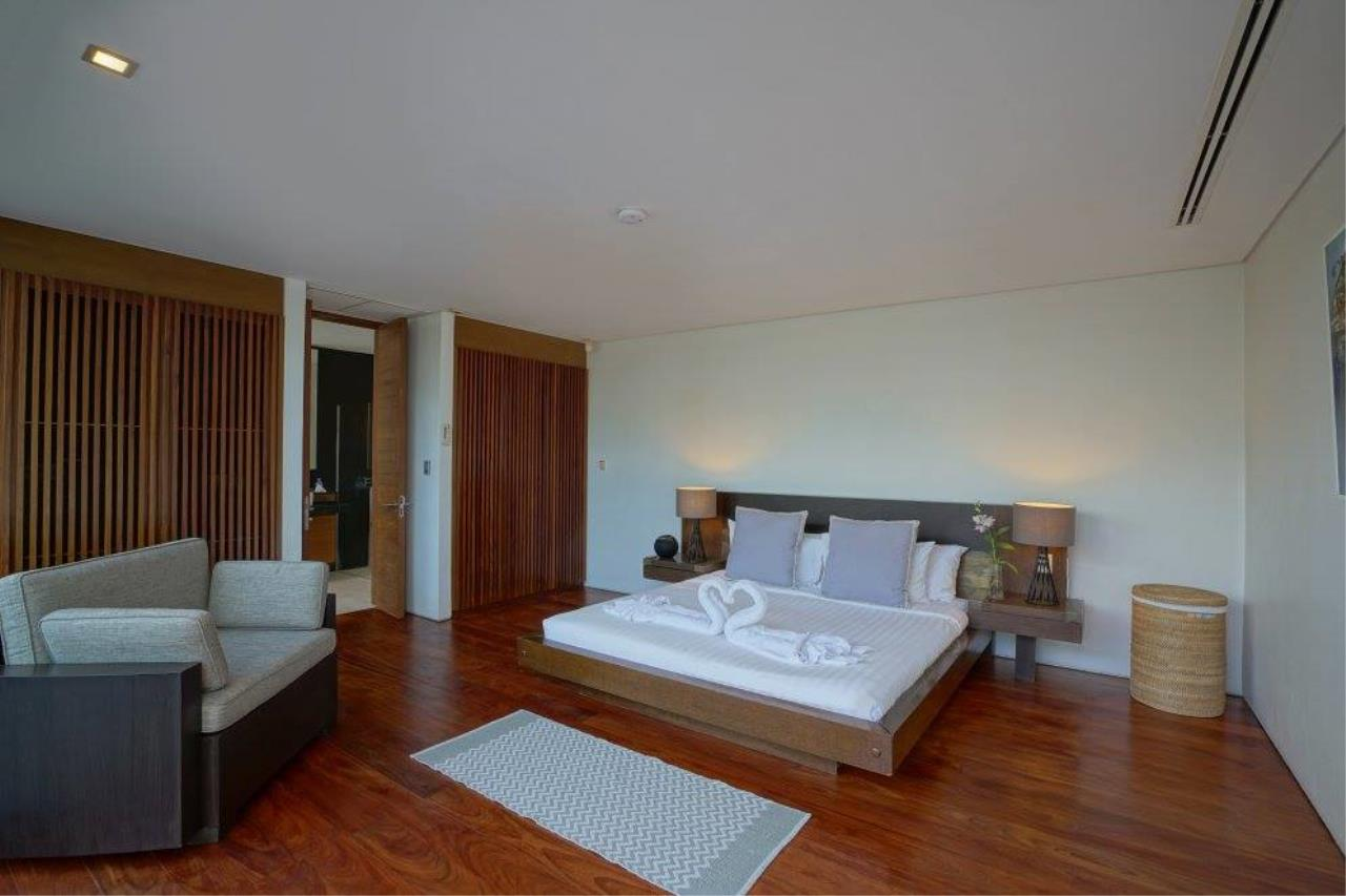 REAL Phuket  Agency's Laemsingh - Outstanding 4-Bedroom Sea View Villa overlooking Surin Beach 57