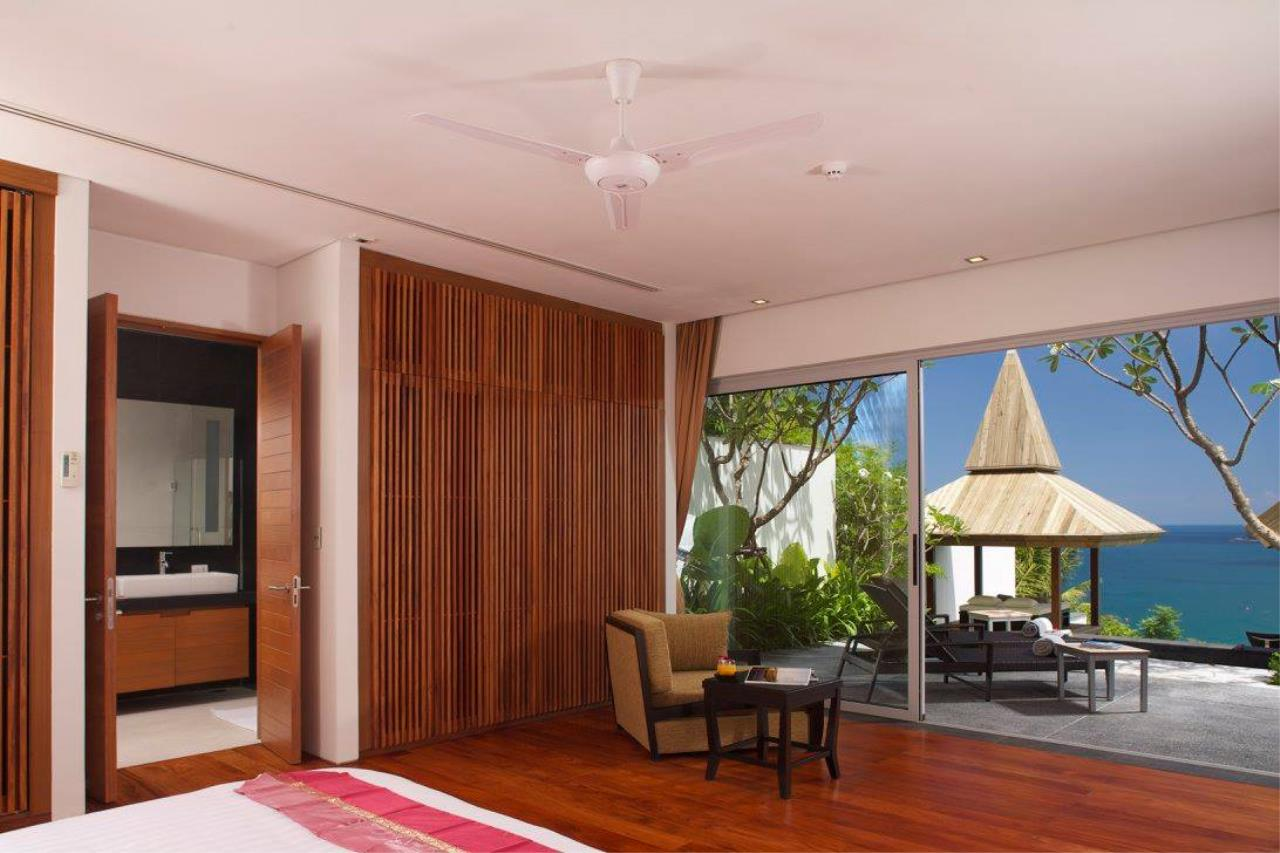REAL Phuket  Agency's Laemsingh - Outstanding 4-Bedroom Sea View Villa overlooking Surin Beach 2