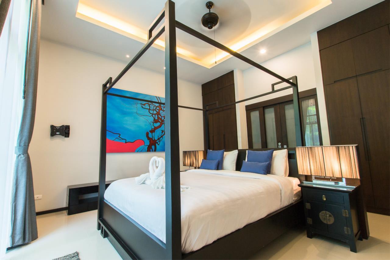 REAL Phuket  Agency's Villa ONYX - 3-Bedroom Pool Villa at Saiyuan Estate 11