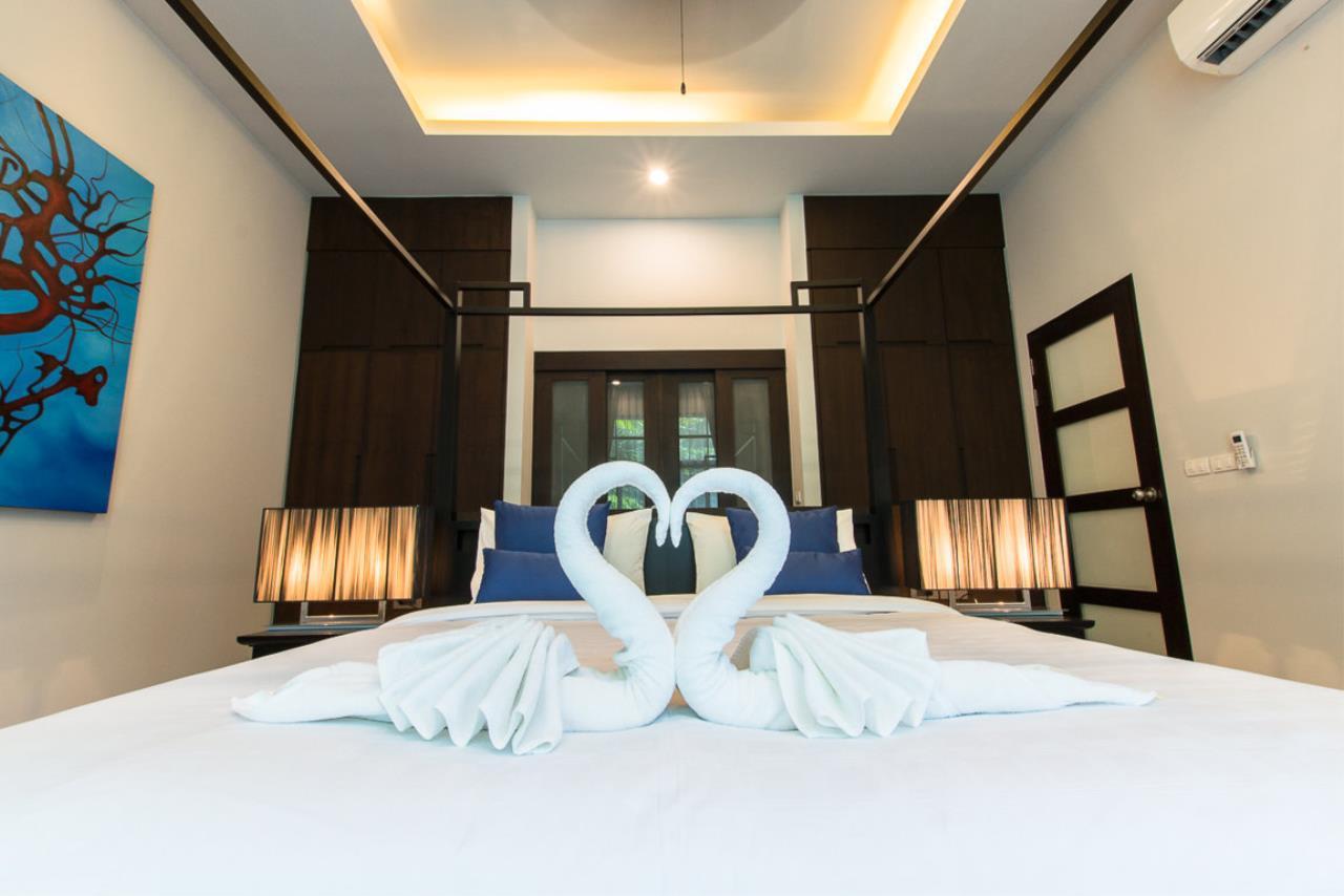 REAL Phuket  Agency's Villa ONYX - 3-Bedroom Pool Villa at Saiyuan Estate 12