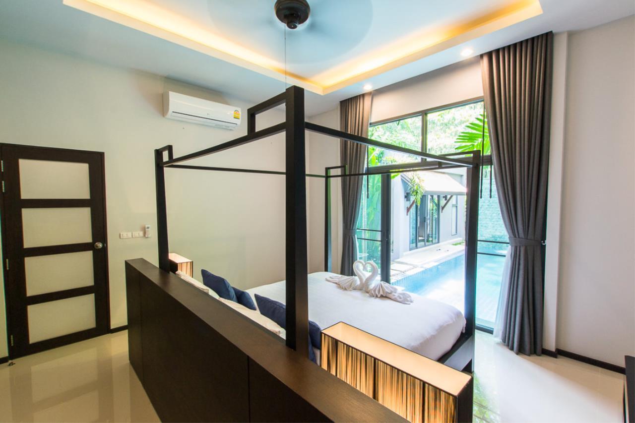 REAL Phuket  Agency's Villa ONYX - 3-Bedroom Pool Villa at Saiyuan Estate 15