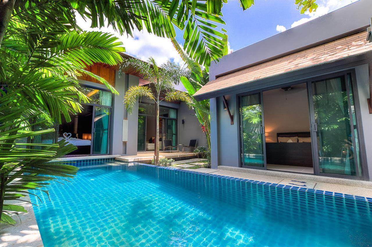 REAL Phuket  Agency's Villa ONYX - 3-Bedroom Pool Villa at Saiyuan Estate 1