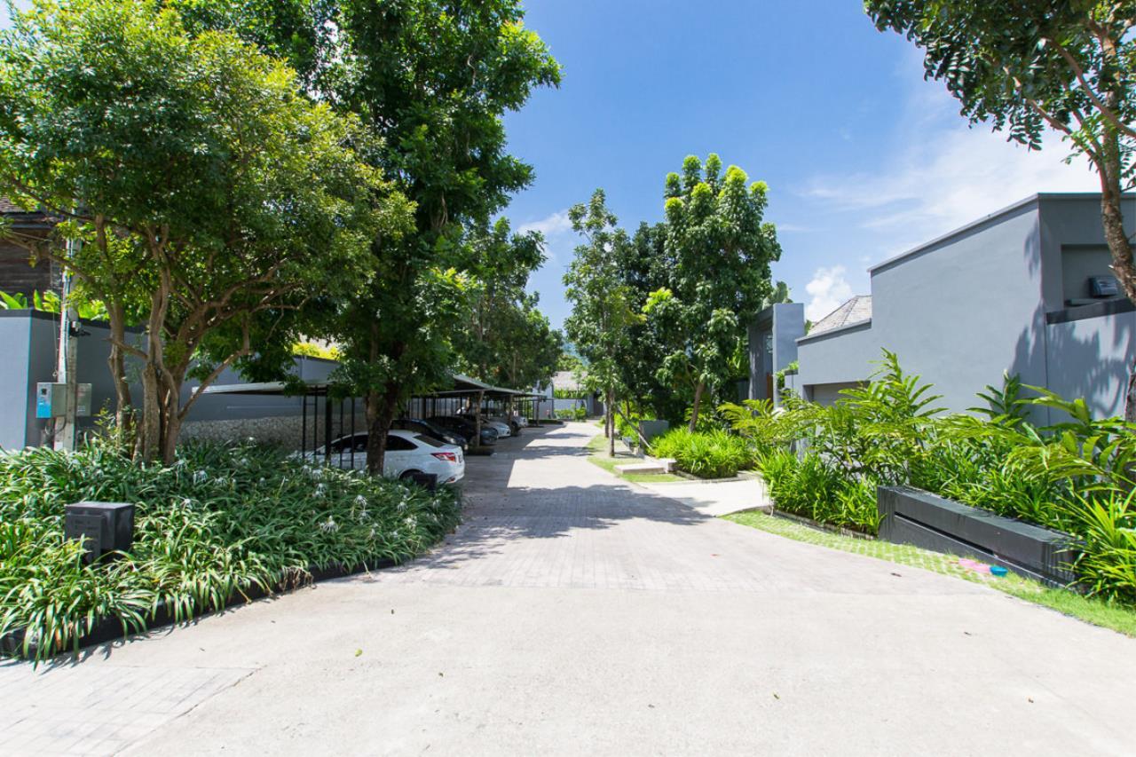 REAL Phuket  Agency's Villa ONYX - 3-Bedroom Pool Villa at Saiyuan Estate 40
