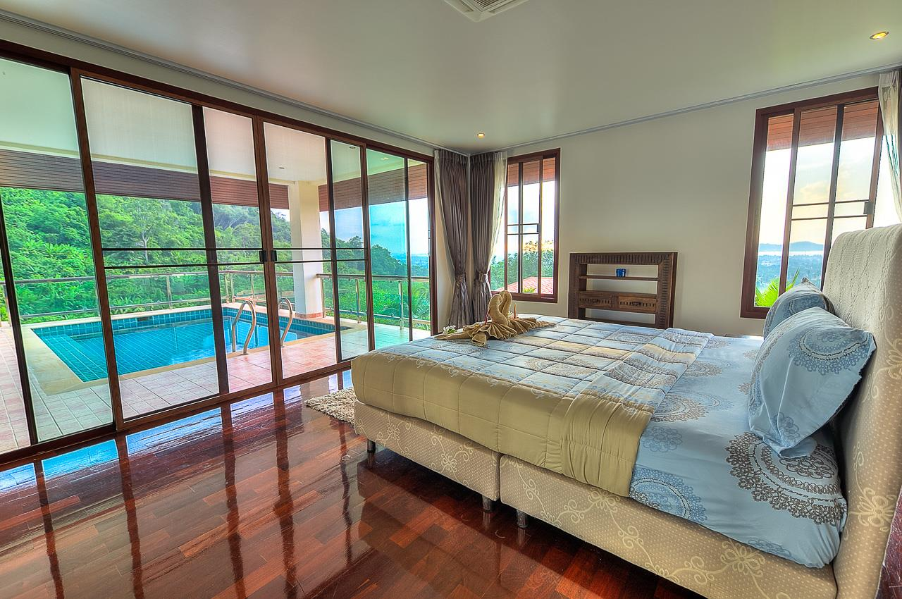 REAL Phuket  Agency's Treasure Park - 5-Bedroom Sea View Villa in Chalong 12