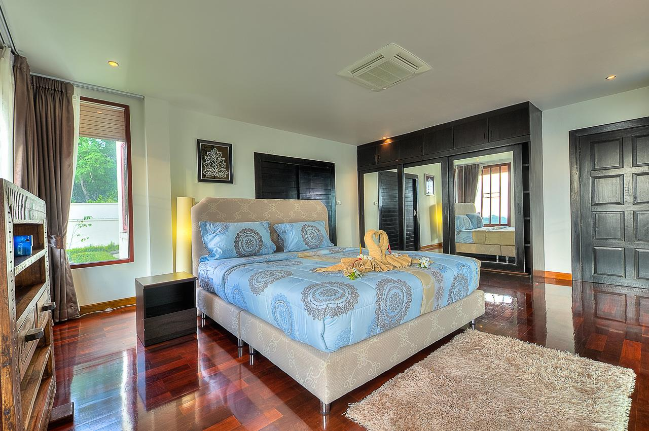 REAL Phuket  Agency's Treasure Park - 5-Bedroom Sea View Villa in Chalong 13