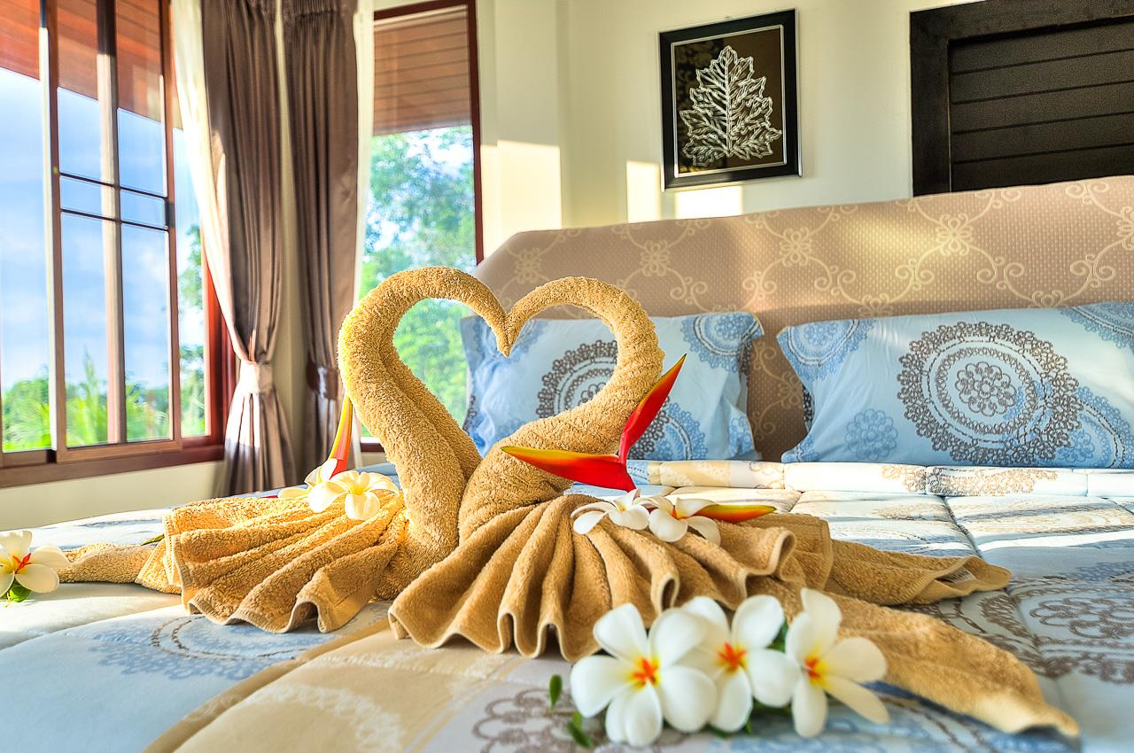 REAL Phuket  Agency's Treasure Park - 5-Bedroom Sea View Villa in Chalong 14