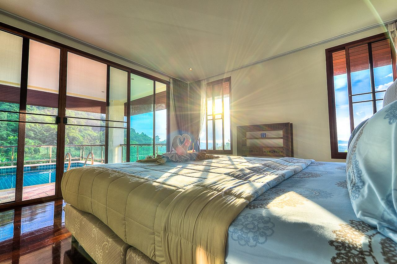 REAL Phuket  Agency's Treasure Park - 5-Bedroom Sea View Villa in Chalong 15